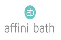 logo affini bath